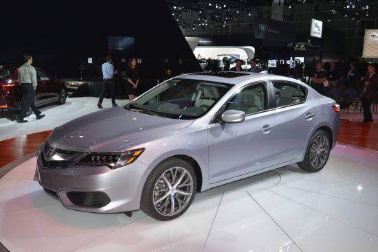 Acura ILX Los Angeles
