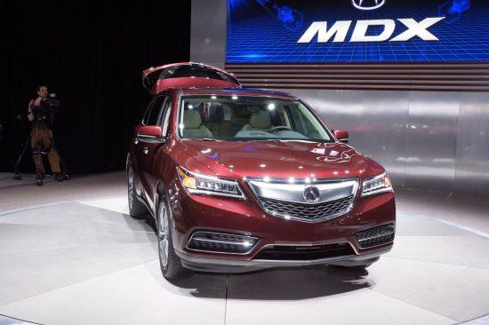 Acura MDX New York