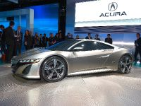 Acura NSX Concept Detroit 2012, 2 of 8