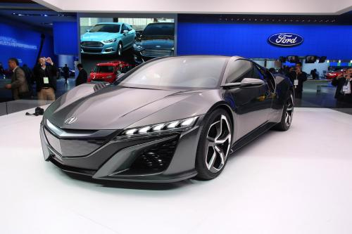 thumbs Acura NSX Concept Detroit 2013, 1 of 14