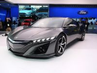 Acura NSX Concept Detroit 2013, 1 of 14