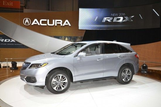 Acura RDX Chicago