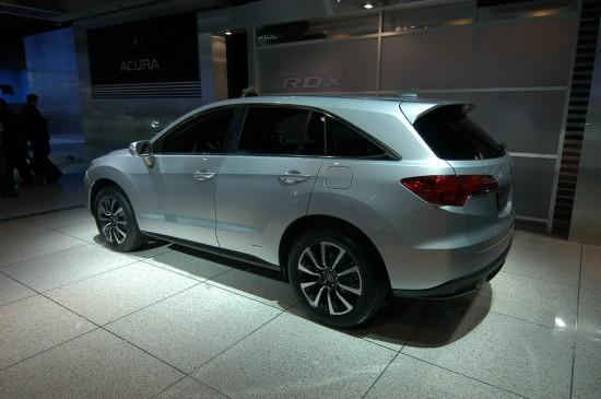 Acura RDX Prototype Detroit