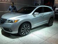 Acura RDX Prototype Detroit 2012