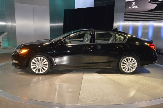 acura rlx los angeles 2012 picture 77989