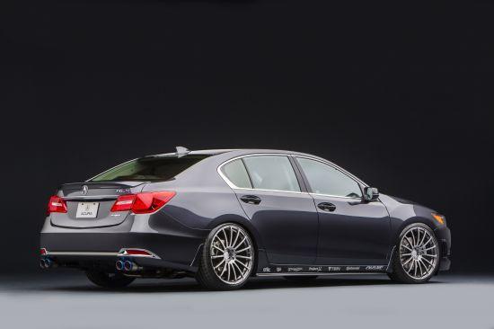 Acura RLX VIP Sedan