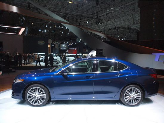 Acura TLX New York