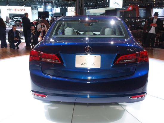 Acura TLX New York
