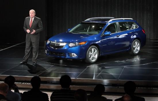Acura TSX Sport Wagon New York