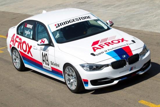 ADF Motorsport BMW F30 335i Race Car
