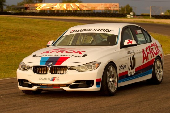 ADF Motorsport BMW F30 335i Race Car