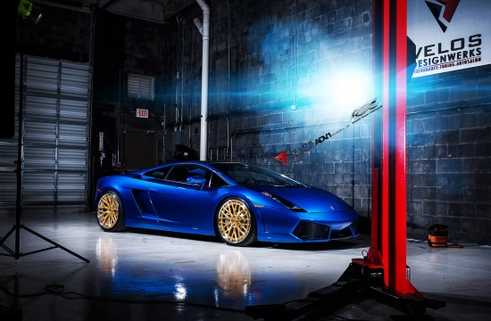 ADV.1 Wheels Lamborghini Gallardo ADV10.0TS SL