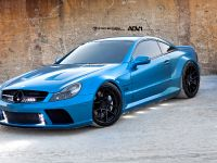 ADV.1 Wheels Mercedes-Benz SL65 AMG Black Series, 3 of 10