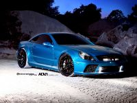 ADV.1 Wheels Mercedes-Benz SL65 AMG Black Series, 6 of 10