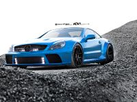 ADV.1 Wheels Mercedes-Benz SL65 AMG Black Series, 7 of 10
