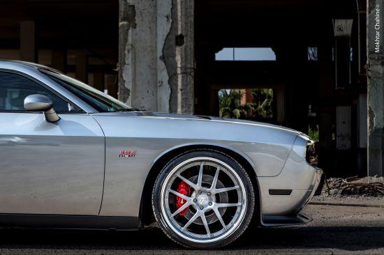 ADV.1 Dodge Challenger SRT8