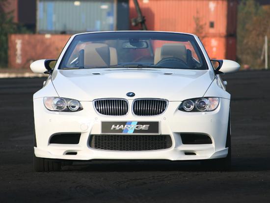 HARTGE Aerodynamic kit BMW M3