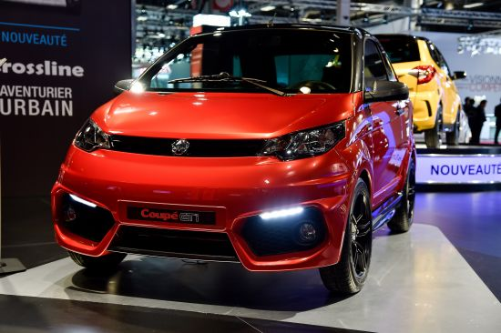 Aixam Coupe Gti Paris 2014 Picture 111273