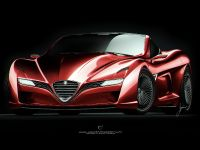 Alfa Romeo 12C GTS Concept, 1 of 14
