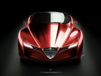 Alfa Romeo 12C GTS Concept, 2 of 14