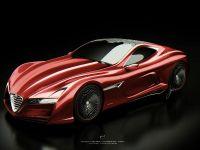 Alfa Romeo 12C GTS Concept, 4 of 14