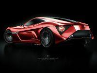 Alfa Romeo 12C GTS Concept, 5 of 14