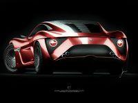 Alfa Romeo 12C GTS Concept, 6 of 14