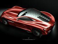 Alfa Romeo 12C GTS Concept, 9 of 14