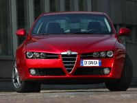 Alfa Romeo 159 1750 TBi 2009, 8 of 17