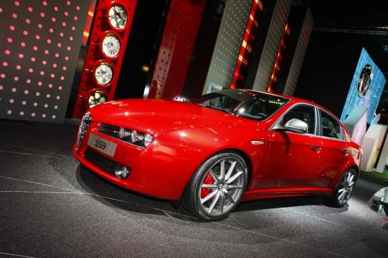 Alfa Romeo 159 Frankfurt