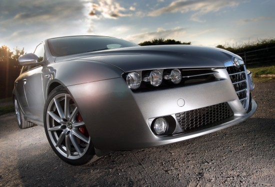 Alfa Romeo 159 Range