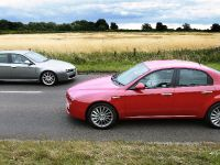Alfa 159 Lusso and Alfa 159 TI Sportwagon