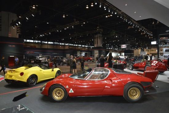 Alfa Romeo 1967 33 Stradale Chicago