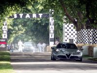 Alfa Romeo 4C 2013 Goodwood Festival of Speed, 5 of 6