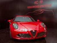 Alfa Romeo 4C 2013 Goodwood Festival of Speed, 6 of 6