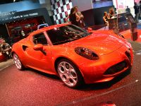 Alfa Romeo 4C Frankfurt 2013, 1 of 8