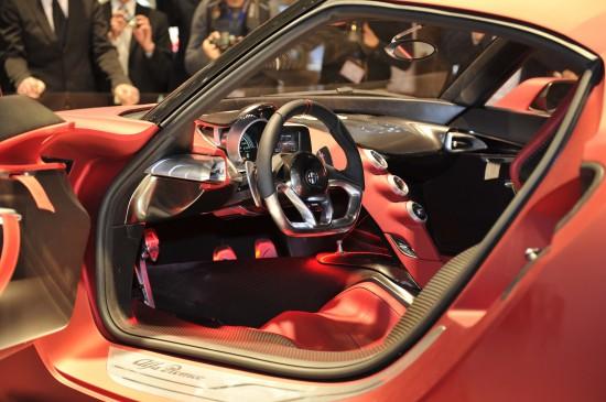 Alfa Romeo 4C Geneva