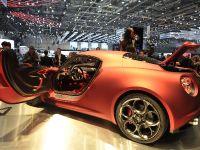 Alfa Romeo 4C Geneva 2011, 3 of 5