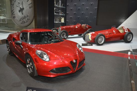 Alfa Romeo 4C Launch Edition Chicago