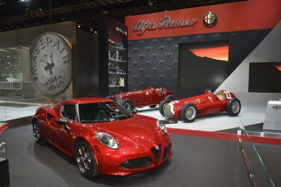Alfa Romeo 4C Launch Edition Chicago