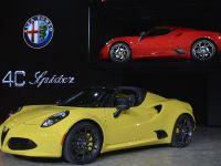 thumbnail image of Alfa Romeo 4C Spider Detroit 2015