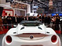Alfa Romeo 4C Spider Geneva 2014, 4 of 4