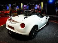 thumbnail image of Alfa Romeo 4C Spider Paris 2014