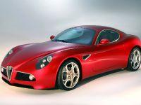 Alfa Romeo 8C Competizione, 8 of 18