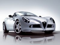 Alfa Romeo 8C Spider, 3 of 3