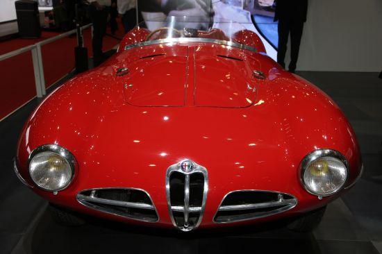 Alfa Romeo C52 Disco Volante 1952 Geneva