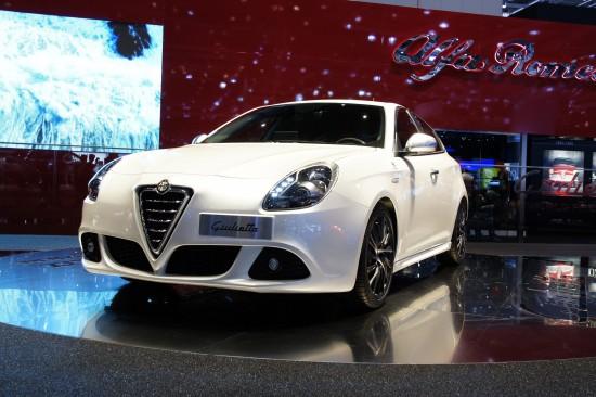 Alfa Romeo Giulietta Geneva