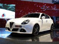 Alfa Romeo Giulietta Geneva 2010