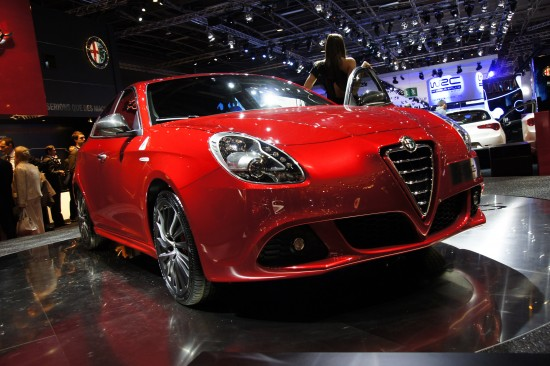 Alfa Romeo Giulietta Paris