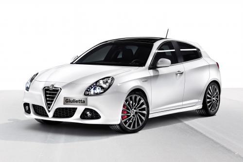 Alfa Romeo Giulietta дебютирует в 2010 году на Женевском автосалоне
